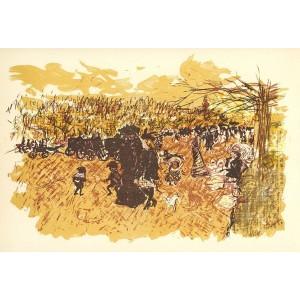 Avenue du Bois (Quelques aspects de la vie de Paris) (1899), opus 57