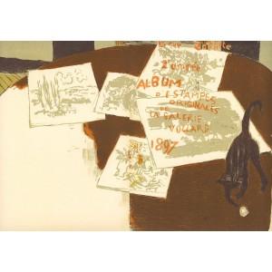 Couverture (Album des Peintres-Graveurs) (1897), opus 41