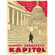 Harvey Fergusson - Kapitol (obálka)