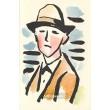 Muž v klobouku (1927)