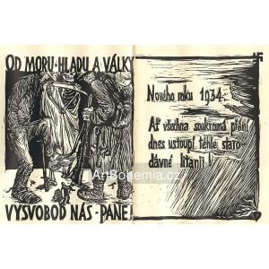 Od moru, hladu a války vysvoboď nás, Pane!