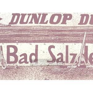 Dunlop - PF 1989 Tomáš Bím - fialová varianta