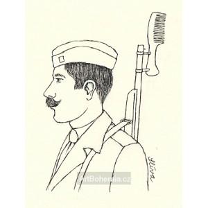 Fešácký voják