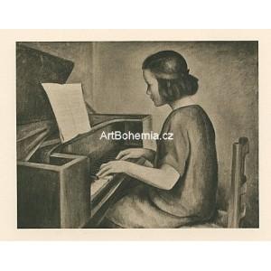 La petite Pianiste