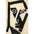 Kubistická tvář II
