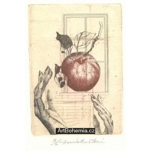 Jablíčko a ruce (Halas: Já se tam vrátím)