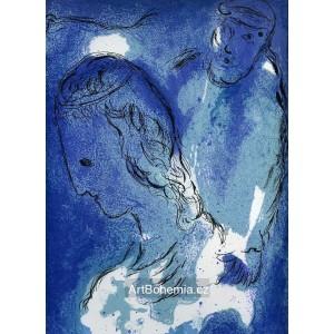 Abraham et Sara (Abraham a Sára), opus 122