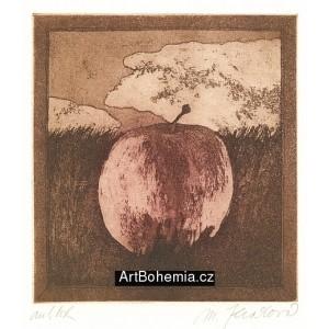 Jablko v krajině