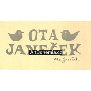 Dva ptáčci se jménem Ota Janeček, opus 227