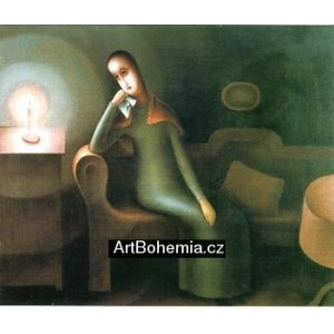 Melancholie II (1920)