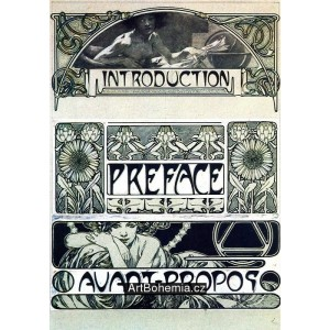 Avant propos - Documents décoratifs (1902)