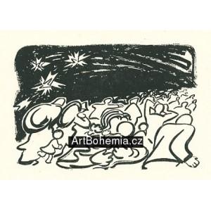 Běženci. Spaste duši, dělají tam pořádek a mír (1937)