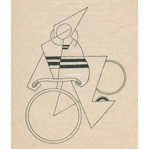 Pierot cyklista - Podivuhodný kouzelník III