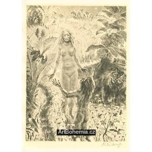 První bůh, opus 758 (1958)