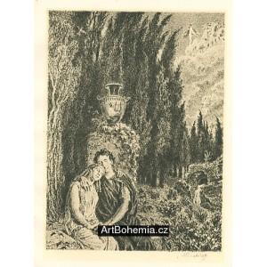 Hrob Orfeův, opus 787 (1959) - Druhých 10 básní J.Vrchlického