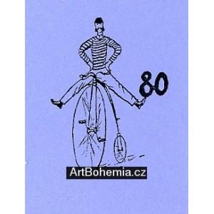 Cyklista na kostitřasu (1979) (Stopy Františka Dvořáka)
