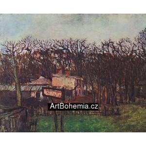 Bal a la Butte Pinson, a Montmagny (1910)