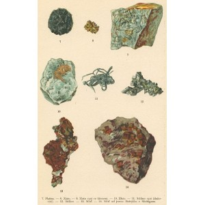 Atlas minerálů II