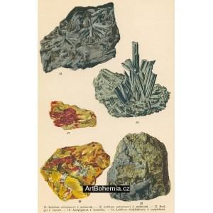 Atlas minerálů III