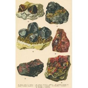 Atlas minerálů IV