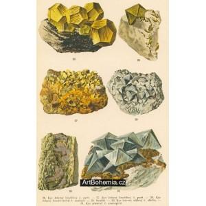 Atlas minerálů V