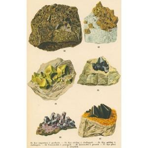 Atlas minerálů VI