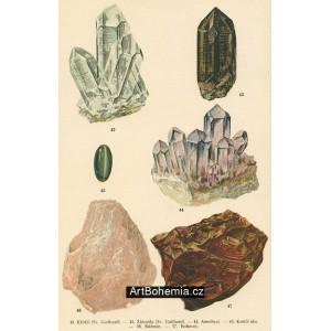 Atlas minerálů VIII