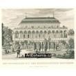 Der Volksgarten mit dem Ferdinandeischen Belvedere (Obrazy z naší domoviny)