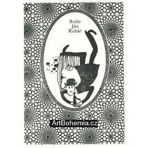 Ilustrace ke knižnímu vydání her Semaforu: Dobře placená procházka VIII
