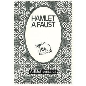 Ilustrace ke knižnímu vydání her Semaforu: Hamlet a Faust I