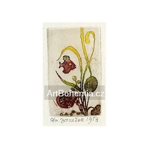 Akvárium I, opus 303 (hnědá varianta)
