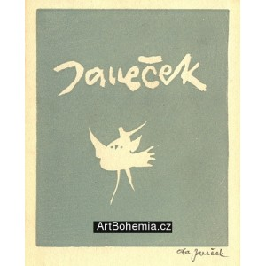 Ptáček a jméno Janeček, opus 192