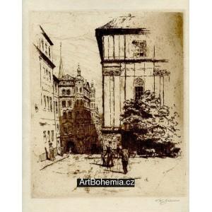 Dům Smiřických na Malostranském náměstí