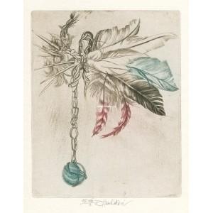 Rolnička s ptačími pery
