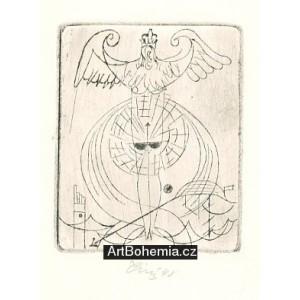Anděl s roztaženými křídly (Vzpomínky fantomu), opus 168