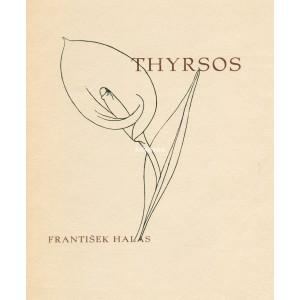 Thyrsos - František Halas
