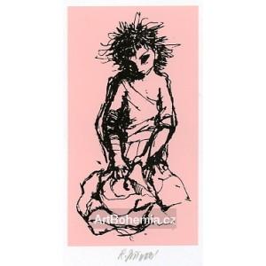 Elf v růži, opus 1325 - PF 1993 Ludmila Jiřincová