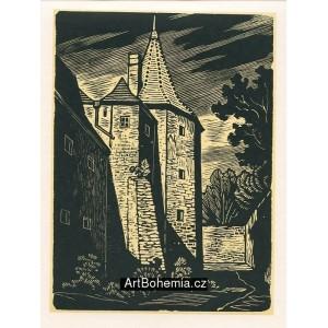 Cuknštejn (Jihočeské hrady, zámky a tvrze)