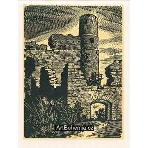 Helfenburk (Jihočeské hrady, zámky a tvrze)