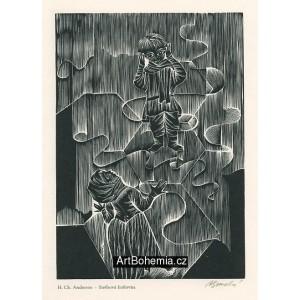H.Ch.Andersen: Sněhová královna