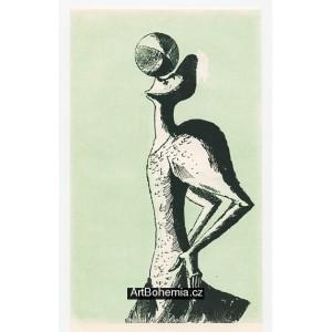 Balance I (1942) - Cirkus Humberto