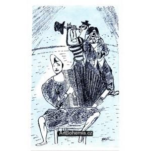Fratellini Famille (1942) - Cirkus Humberto