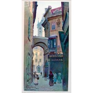 Melantrichova ulice