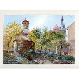 Románská kaple sv.Longina