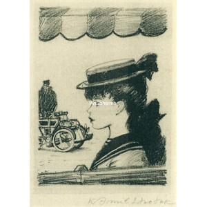 Odilla v námořnické halence (1957)