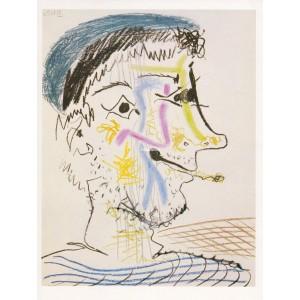 Fumeur I (16.5.1964 IV)