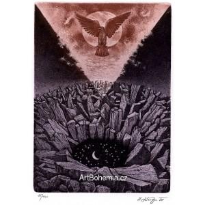 Bludiště hledání - Daidalos & Ikaros II (Mythus)