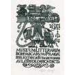 Museum litterarum Strahov 1671-1971