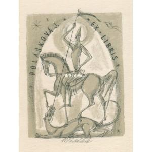 Sv.Jiří bojuje s drakem