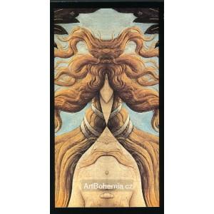 Zrození Venuše I (Sandro Botticelli)